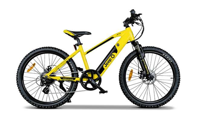 Sichern Sie sich Ihr Jeep-Teen-E-Bike zum Aktionspreis mit einer Ersparnis von 650 Euro