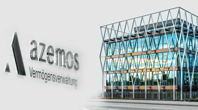 azemos-Firmensitz in Offenburg im Senator-Burda-Park/BIZZ.