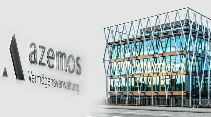 Die Experten der Azemos vermögensmanagement gmbh verwalten das Kapital der Kunden mit Sorgfalt.