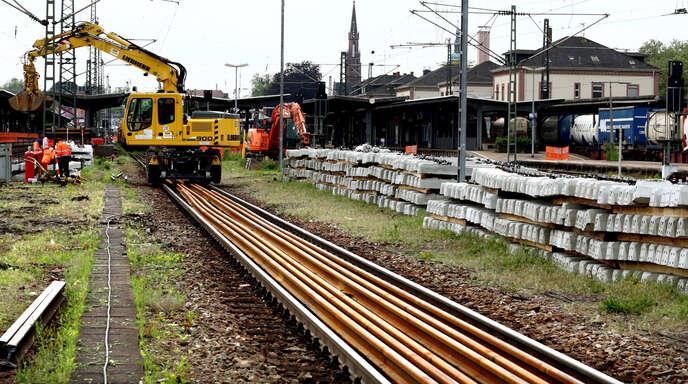 Die Bürger können mitentscheiden, wie das Offenburger Bahnhofsareal aussehen soll.