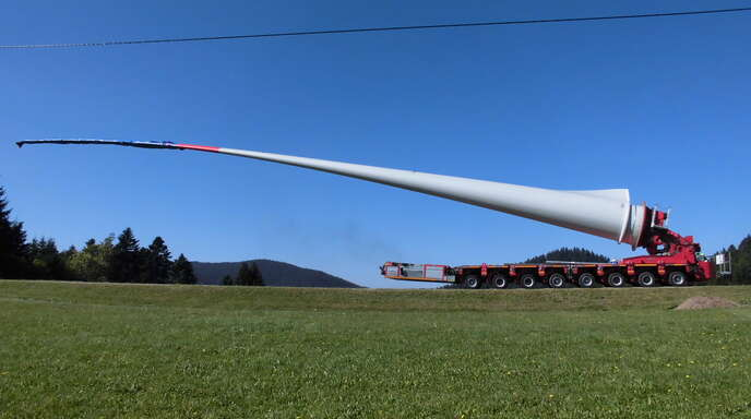 Noch ein Windrad auf Bad Rippoldsau-Schapbacher Gemarkung? Wenn´s nach dem Gemeinderat geht: Ja.