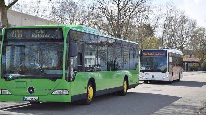 In der Hornisgrindestraße bei der Moscherosch-Schule soll eine M-Station (ÖPNV, Bike- und Carsharing) entstehen.