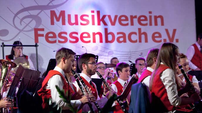 Gerne würden die Fessenbacher Musiker wieder gemeinsam das Frühjahrskonzert mit ihren Melodien bereichern, doch auch in diesem Jahr muss das Konzert Corona-bedingt abgesagt werden.