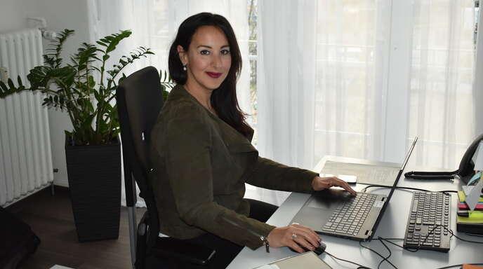 Diplom-Pädagogin Jannate Hammerstein ist seit dem 1. April bei der Stadt Kehl für die kommunale Kriminalprävention (KKP) zuständig und voller Tatendrang.