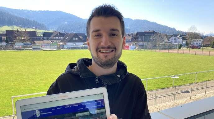Donato_Bagarozza hat den Lockdown genutzt, um die Homepage des FV Unterharmersbach neu zu gestalten.