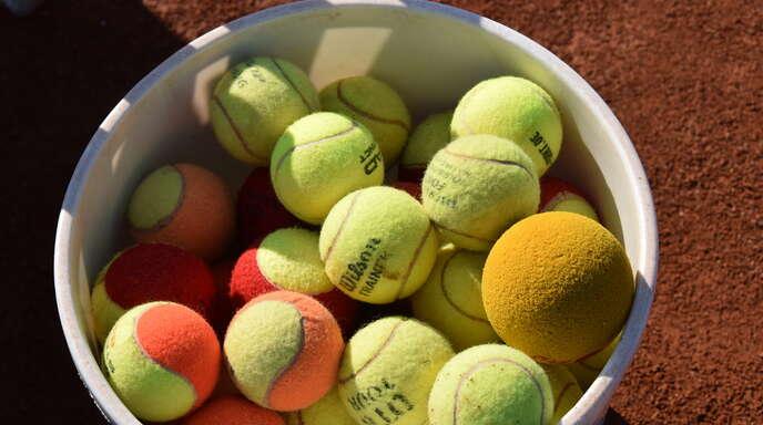 Der Start der Tennis-Pokalrunde in Baden verschiebt sich.