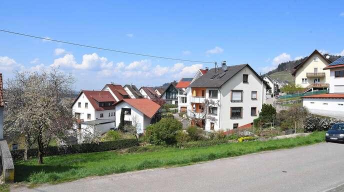 Bedenken hatte der Kappelrodecker Rat über einen Bauantrag auf ein Mehrfamilienhaus mit sechs Wohneinheiten in dieser Baulücke am Kappelbergweg.