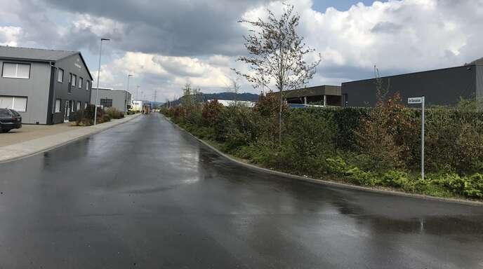Im vergangenen Jahr wurde die Straße Im Gansacker ausgebaut. Damit sind die Investitionen des Zweckverbands im Interkom beinahe abgeschlossen. Lediglich der Breitbandausbau steht 2022 noch an.
