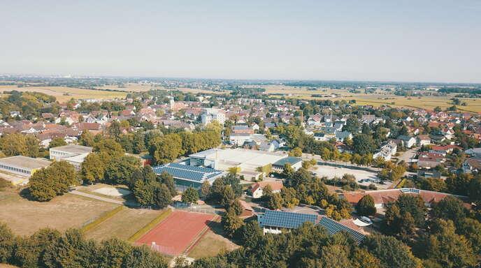 """Auch im Willstätter Rathaus erhofft man sich durch den Beitritt zur """"Leader""""-Region Ortenau Zuschüsse für Projekte zur Weiterentwicklung der Gemeinde."""