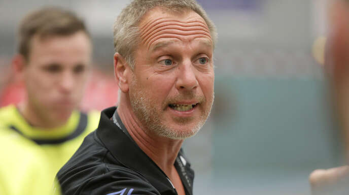 Köndringens Trainer Michael Schilling ist mit der Entscheidung nicht einverstanden.