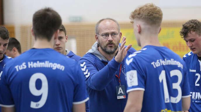 Für die A-Jugend des TuS Helmlingen um Trainer Thomas Schuppan geht es am Samstag nach München-Allach.