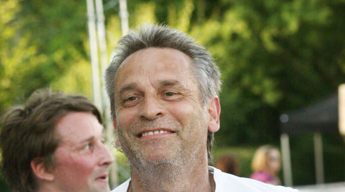 Klaus Jehle nahm regelmäßig am Hoch-3-Lauf teil - so lange es Corona erlaubte.