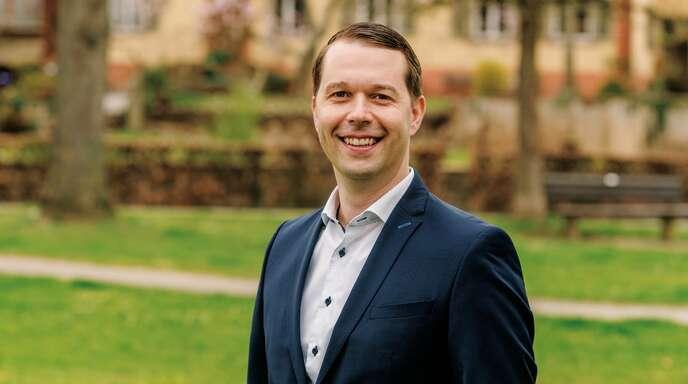 Marco Gutmann aus Hofweier kündigt an, zum Bürgermeister zu kandidieren.
