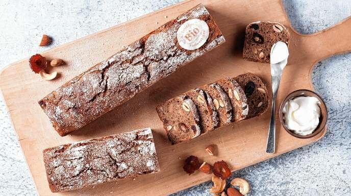 Schnitzer bietet auch Bäcker-Rezepturen für Vollwert-Frischbrote.