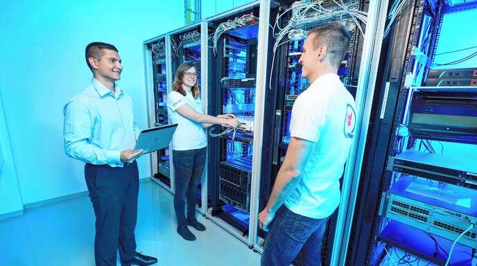 Die Partner der NOVELLUS-Gruppe sind nicht nur über die Datenautobahn eng vernetzt.