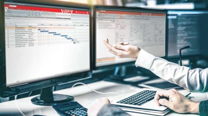 Das Lahrer EDV-Unternehmen entwickelt maßgeschneiderte ERP-Lösungen für den Maschinen- und Anlagenbau.