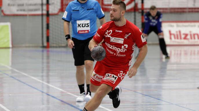 Daniel Schliedermann erzielte fünf Treffer.