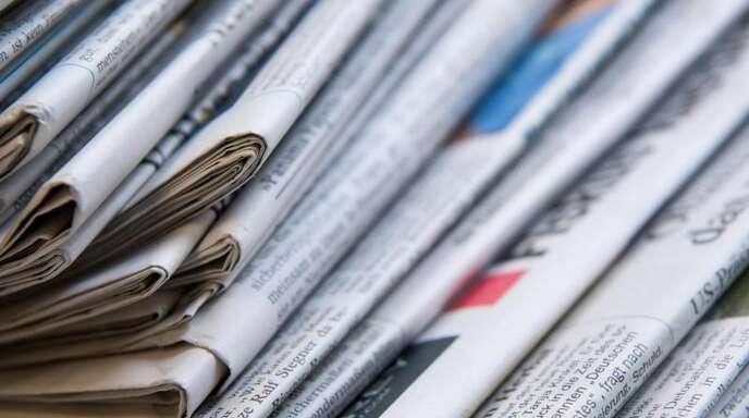 Die Deutschen vertrauen den Medien so sehr wie noch nie. Foto: Sven Hoppe/dpa/Symbolfoto