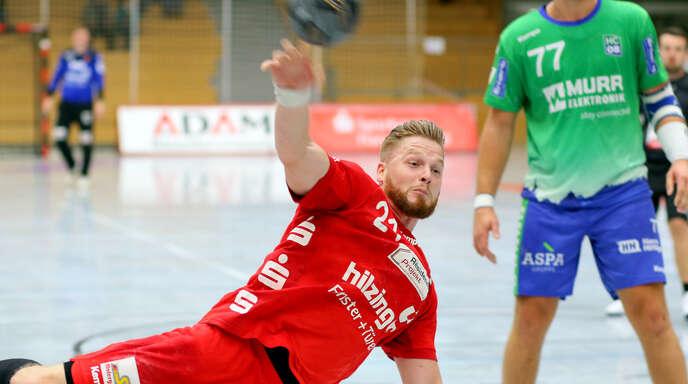 Marius Oßwald erzielte drei Tore.