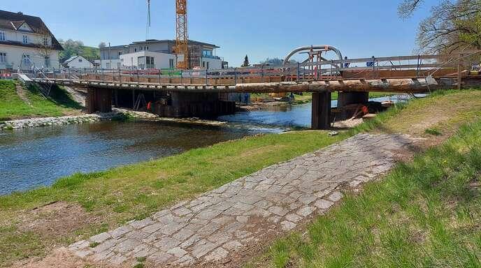 Den Umbau der Drabeilbrücke würde ein Oberkircher Stadtrat gerne für Verbesserungen für Radfahrer nutzen.