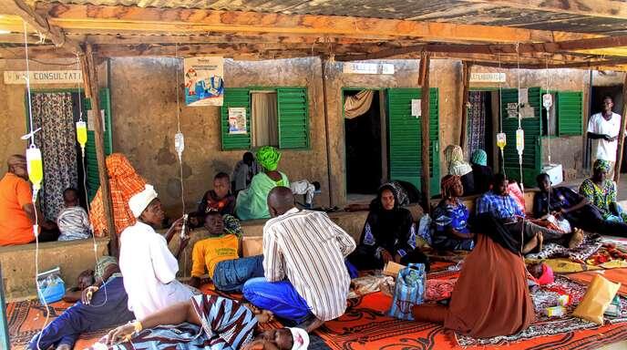 Das von der Deutschen Hilfsaktion für Missionskrankenhäuser (DHM) mit Sitz in Achern unterstützte Krankenhaus in Bebalem im politisch instabilen Tschad garantiert die medizinische Grundversorgung vor Ort.