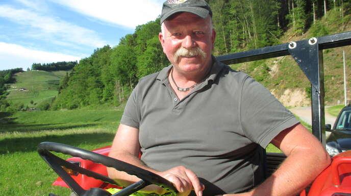 Vorsitzender der Schleperfreunde Werner Heitz.