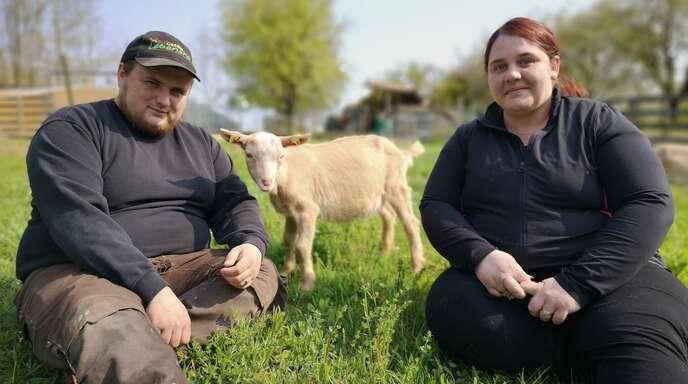 Jeremy Gaedke und seine Verlobte Jenny aus Appenweier widmen ihr Leben dem Tierschutz.