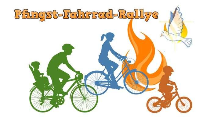Die Fahrradrallye bietet die Möglichkeit, Pfingsten zu entdecken.