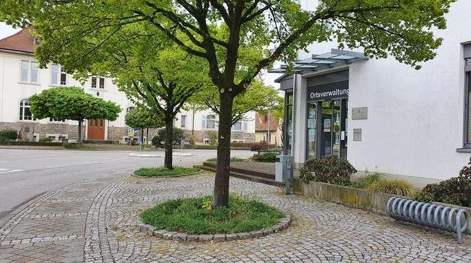 Eine der zwei geplanten Bohlsbacher Mobilitätsstationen mit fünf Leihrädern und zwei Pedelecs soll an zentraler Stelle realisiert werden.