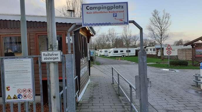 Der Campingplatz Achern soll ein neues Gesicht erhalten. Das sorgt nicht nur für Zustimmung.
