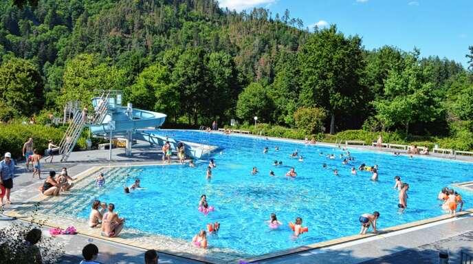 Ob und wann das gemeinsame Freibad von Schiltach und Schenkenzell in diesem Jahr öffnet, steht derzeit noch nicht fest.