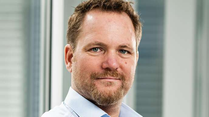 Der Offenburger Digitalchef Marc Müller-Stoffels. In der Offenburger Stadtverwaltung werden demnächst rund 60 Digitallotsen ausgebildet.