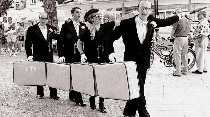 Zweimal hat das Stadtfest im Mai wegen der Corona-Pandemie ausfallen müssen. Doch die Kehler lassen sich nicht unterkriegen. Die Koffer sind gepackt. Es geht Richtung Messdi 2022!
