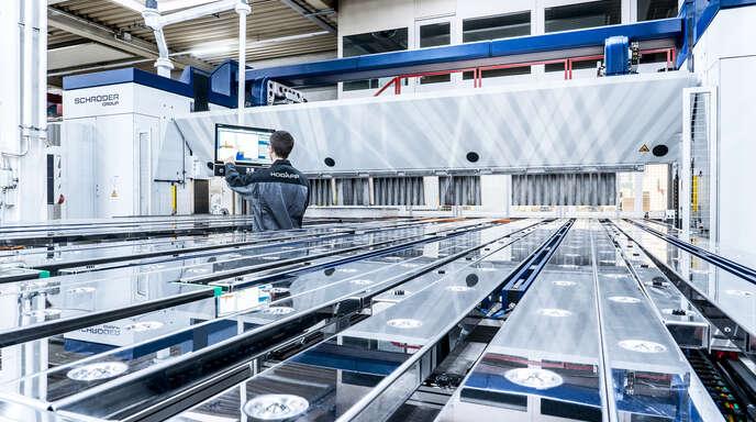 Hodapp setzt auf hohe Qualitätsstandards bei der Produktion.