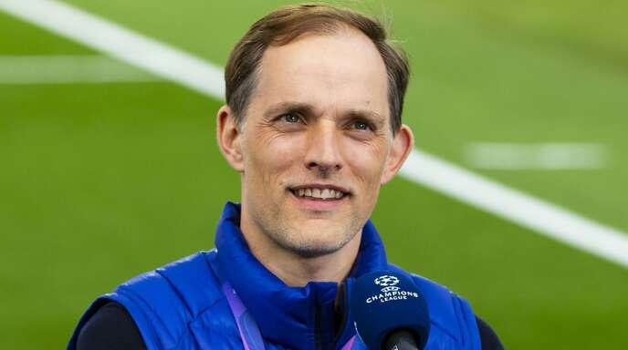Hat allen Grund zur Freude: Trainer Thomas Tuchel