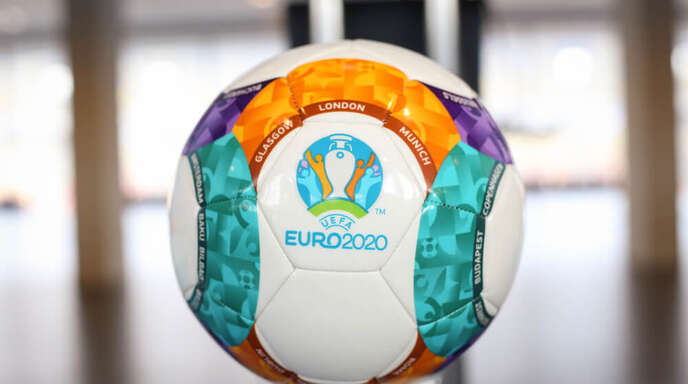 So sehen die Gruppen der EM 2021 aus.