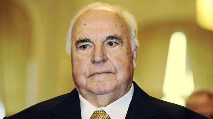 Helmut Kohl ist 16 Jahre Bundeskanzler gewesen – in seine Amtszeit fiel die deutsche Wiedervereinigung und der Beschluss zur Euro-Einführung.