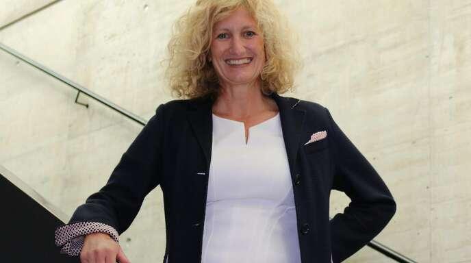 Claudia Emmert, Direktorin des Zeppelin Museums, sieht Kunst als Kraftfeld