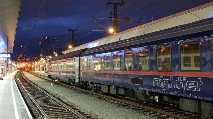 Von Dezember an sollen wieder mehr Nachtzüge fahren. Baden-Württemberg bleibt zunächst außen vor.