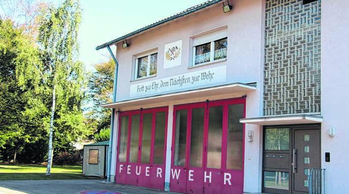 Der Zusenhofener Feuerwehr steht aktuell nur ein Ersatzfahrzeug zur Verfügung, um den Grundschutz der Ortschaft aufrecht zu erhalten.