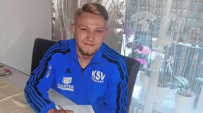 BaWü-Juniorenmeister Alexander Truschakov wechselt vom ASV Vörstetten zum KSV Haslach.