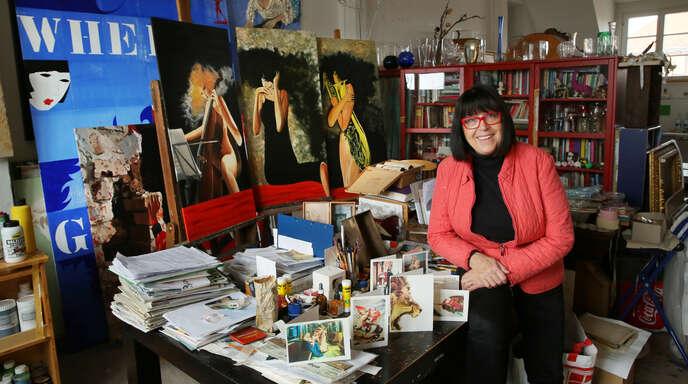 Künstlerin Anna Higgs hat eine Mitmach-Aktion für jedermann organisiert und erklärt, was dahinter steckt.