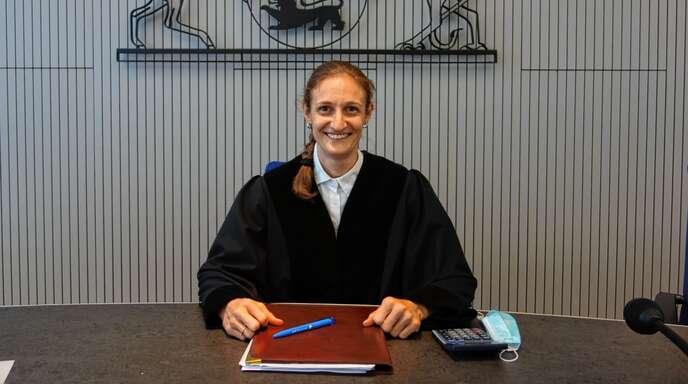 Richterin Elena Eckert hatte am Mittwoch ihren letzten Verhandlungstag am Amtsgericht Wolfach. Zum 1. Juli wechselt sie ans Landgericht Offenburg und Amtsgerichts-Direktorin Katrin Kilguß kehrt zurück nach Wolfach.