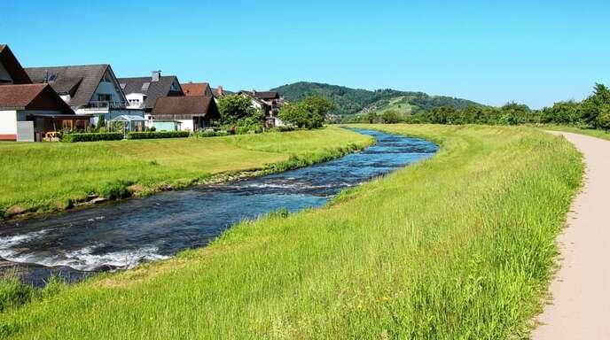 In Lautenbach soll ein Teil des Renchdamms rückverlegt werden. Das dient unter anderem dem Hochwasserschutz und bringt Land und Gemeinde Synergieeffekte.