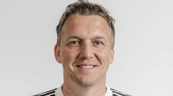 Ralf Brombacher, Verbandsschiedsrichterobmann.