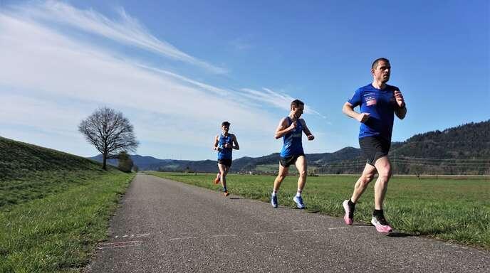 Beim Sommerlauf in Schwaibach dürfen sich die Teilnehmer auf einen schnellen Rundkurs freuen.