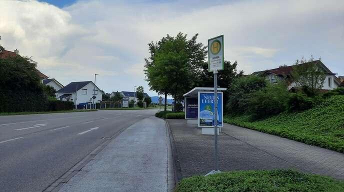 """Die Bushaltestelle """"Schutterwald Ost"""" soll ab Montag barrierefrei umgebaut werden. Autofahrer erwartet dann eine halbseitige Sperrung mit Ampelregelung."""