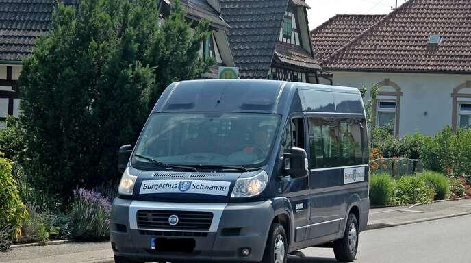 In Schwanau gehört der Bürgerbus schon länger zum Nahverkehrsangebot.