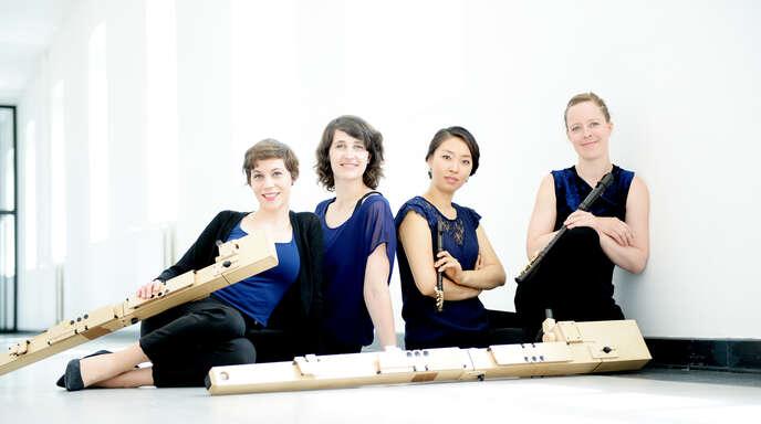 Das Boreas Quartett aus Bremen gastiert bei den Offenburger Kreuzgangkonzerten 2021.