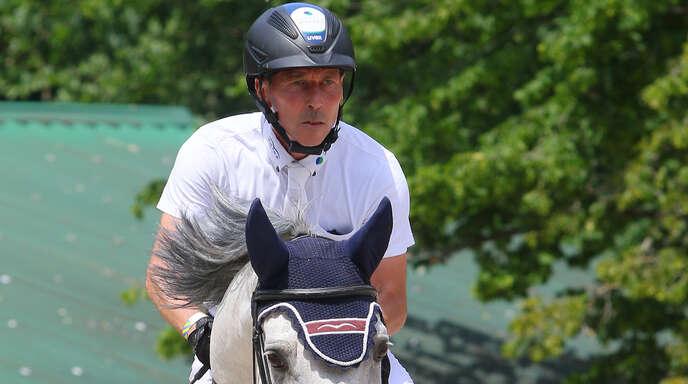 Hans-Dieter Dreher wurde Zweiter.